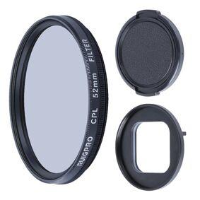 24hshop CPL-filter till GoPro HERO9 Black Professional 52mm