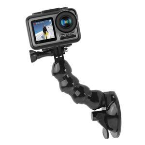 24hshop Fleksibel Holder med sugepropp DJI Osmo Action, GoPro