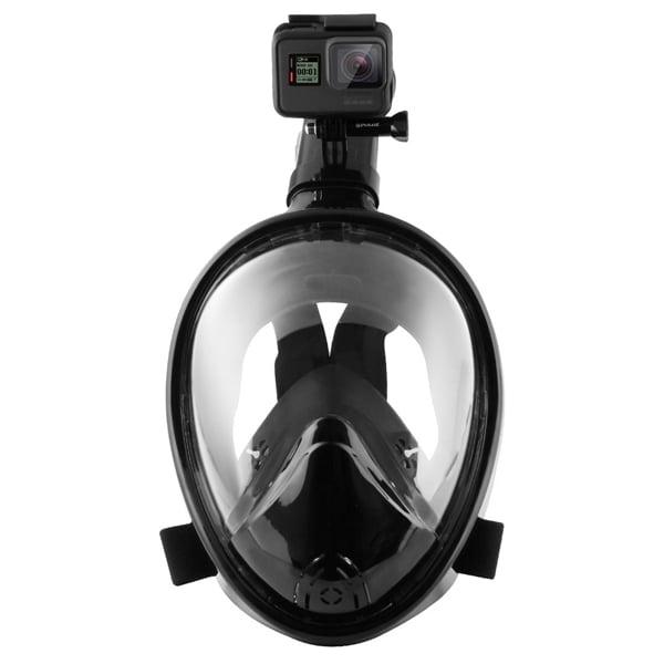 24hshop Dykkermaske XL/Large GoPro HERO