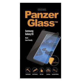 24hshop PanzerGlass Screenprotector Samsung Galaxy S9 Black