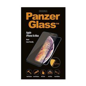 24hshop PanzerGlass Apple iPhone XS Max Black, Case Friendly