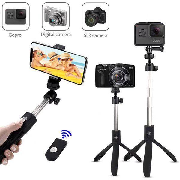 24hshop Selfie-stick med tripod