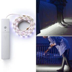 24hshop LED-Sløyfe med bevegelsessensor - 60 LED