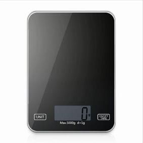 24hshop Elektrisk Kjøkkenvekt 1gr-5kg