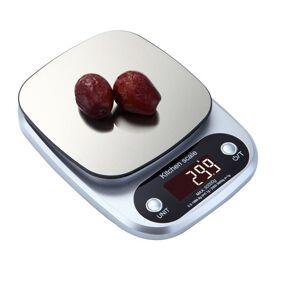24hshop Kjøkkenvekt Maks 5kg