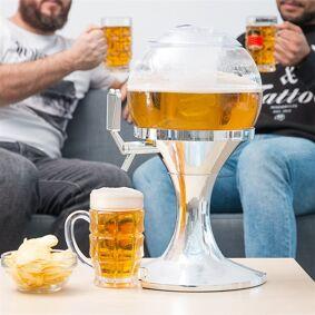 24hshop InnovaGoods Ølkuppel med kjøling