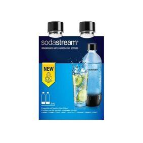 24hshop SodaStream DuoPk 1L Svart