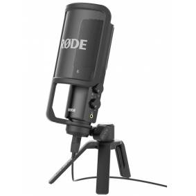 Røde NT-USB kondensator studiomikrofon