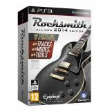Rocksmith 2014 PS3, inkludert kabel