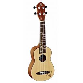 Ortega RU5-SO RU Series Sopran ukulele