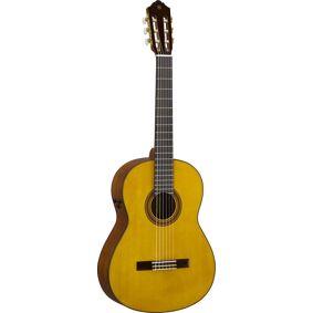 Yamaha CG-TA TransAcoustic klassisk gitar