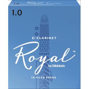Rico Royal RBB1020 Fliser for Eb klarinett 2
