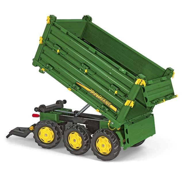 Rolly Toys RollyToys Multi tilhenger til John Deere tråtraktor