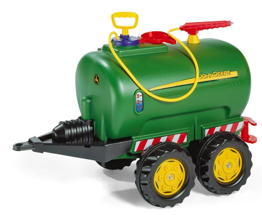 Rolly Toys RollyTanker John Deere tilhenger