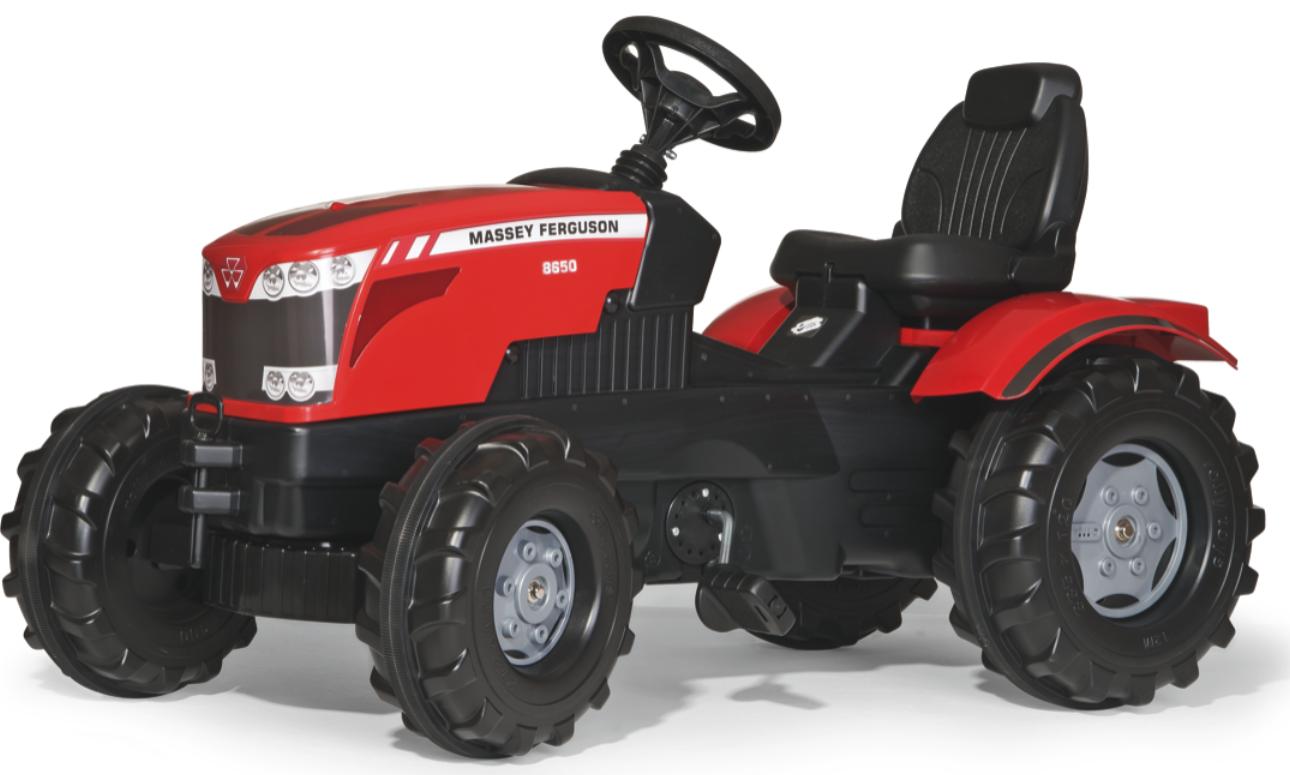 Rolly Toys Rolly Farmtrack Massey Ferguson 7726 tråtraktor
