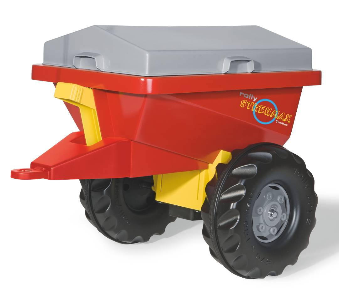 Rolly Toys RollyStreumax Trailer – strøvogn
