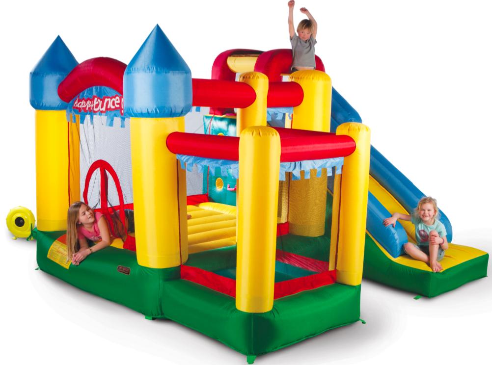 Avyna Hoppeslott – Happy Bounce – Fun Palace
