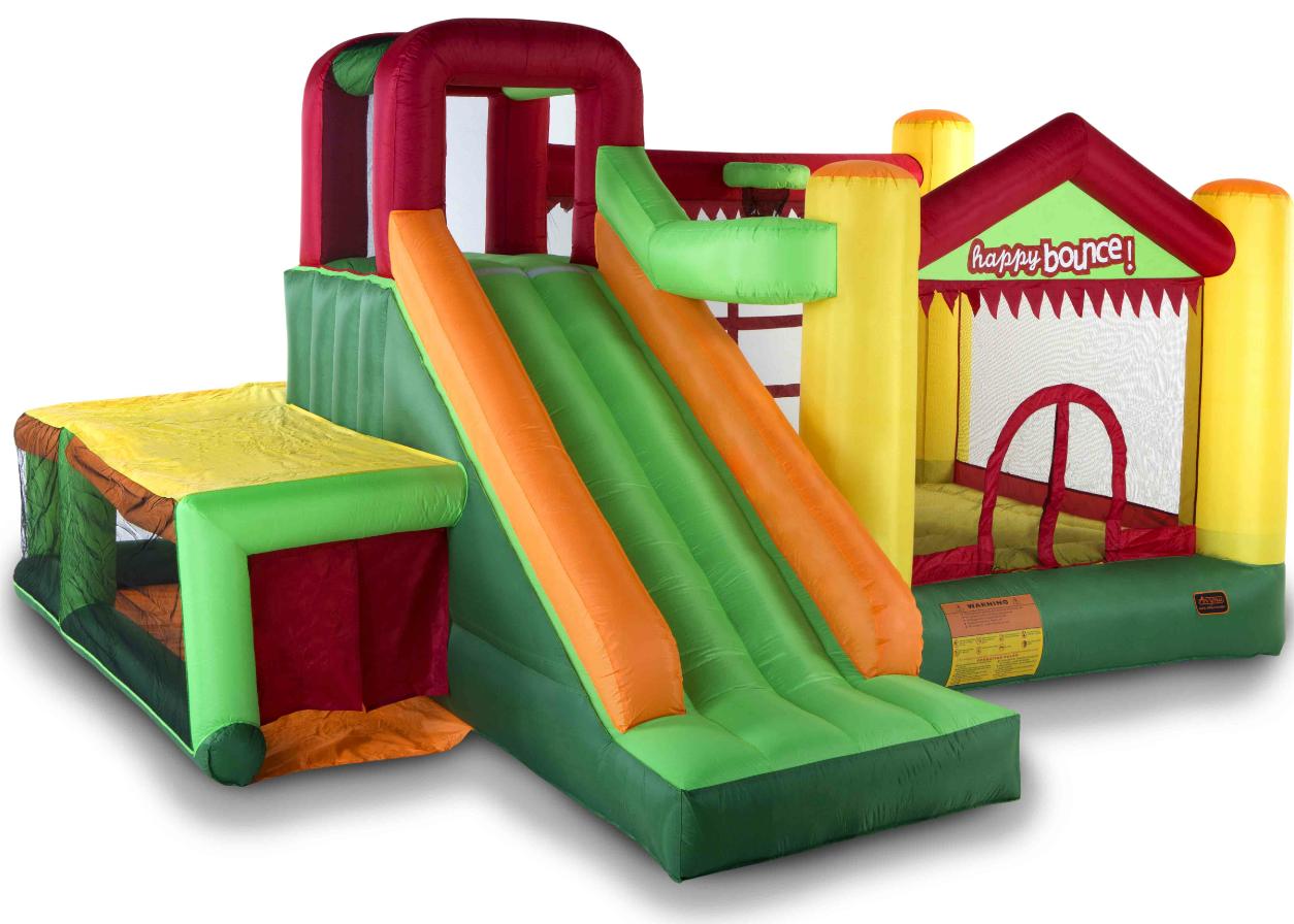 Avyna Hoppeslott – Happy Bounce – Fun Palace Big