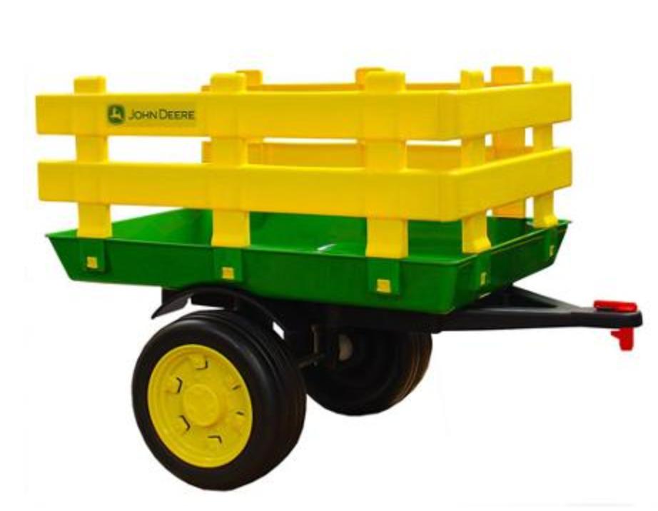 Peg-Pérego John Deere Stake-side trailer