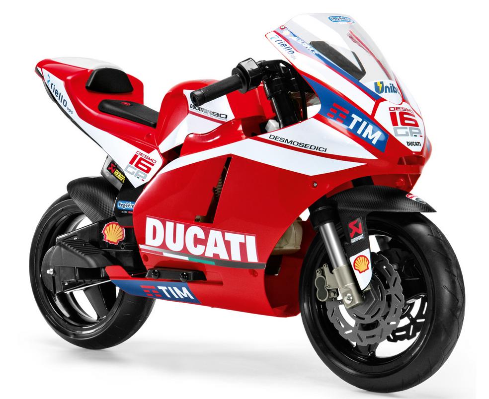 Peg-Pérego Peg Pérego Ducati GP 12V/330W