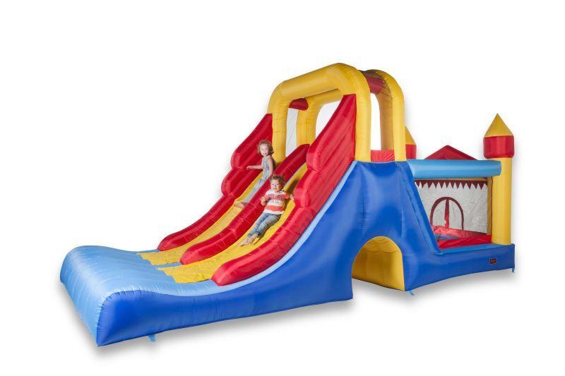 Avyna Hoppeslott – Happy Bounce – Double Mega Slide
