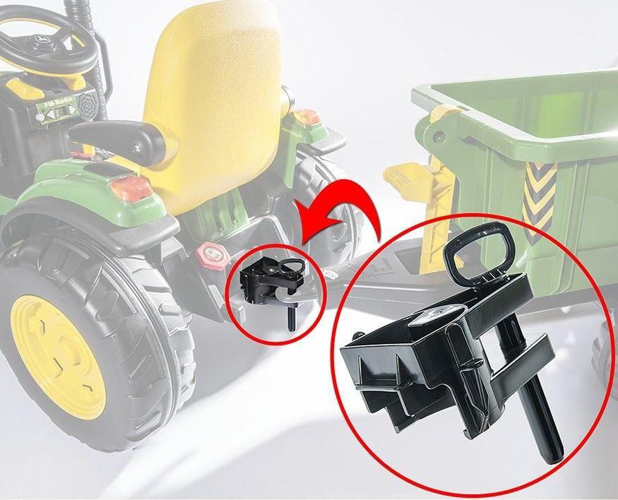 Rolly Toys RollyTrailer Adapter til Peg Perego elektrisk traktor