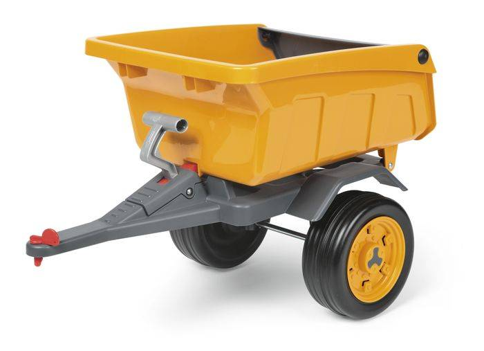 Peg-Pérego Deere Construction trailer