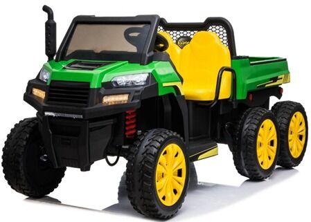 Choppi Power Explorer 6×4 Elektrisk bil for barn
