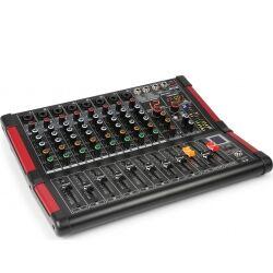 PDM-M804 8-Channel Music Mixer TILBUD musikkmiksere mikser kanals musikk kanal