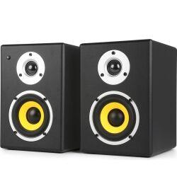 PDSM4 Active Studio Monitor 4' - Pair TILBUD NU følge aktiv par
