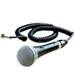 Mipro dynamisk mikrofon m/kabel & afbryder TILBUD NU bryter