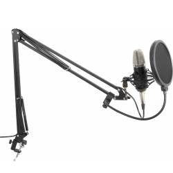 CMS400 Studio Set / Condenser Microphone with Stand and  kondensatoren kondensor