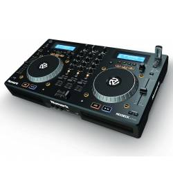 Numark MIXDECK-EXPRESS DJ PACK, Premium DJ Controller with CD and U TILBUD NU