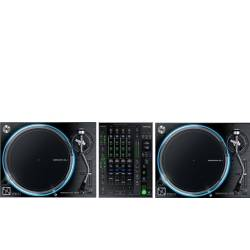 Denon DJ Prime Series Bundle 2 x VL12 afspillere , X1800 Mixer TILBUD NU