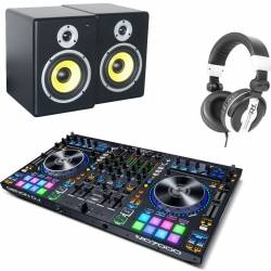 Denon DJ MC7000, PDSM6 & PH200 Hovedtelefon - Pakketilbud TILBUD NU
