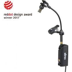 Mipro Trådløs mikrofon sender m/beslag til Saxofon 24 GHz TILBUD NU