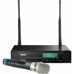 Mipro trådløs mikrofonsæt ACT311 med håndholdt mikrofon TILBUD NU