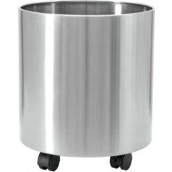 Europalms STEELECHT-35, stainless steel pot, Ø35cm rustfritt potten palms gryte