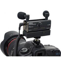 Fostex AR-101L Audio interface & PSU til iPhone 5 TILBUD NU