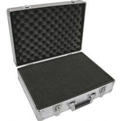 Perel - Alu. værktøjskuffert - 455 x 330 x 152mm verktøykoffert verktøyhold sak