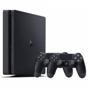 Sony PlayStation 4 Slim 1TB + 2 x DualShock 4