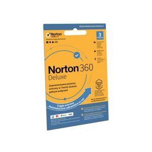 Symantec NORTON 360 Deluxe 2019 3 Urządzenia 12 Miesięcy