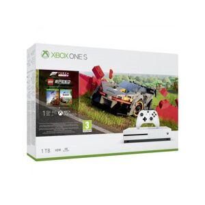 Microsoft Xbox One S 1TB  Forza Horizon 4 + Lego Speed Champions DLC
