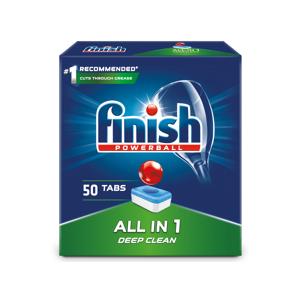 Finish Tabletki All-In-1 50 Regularne