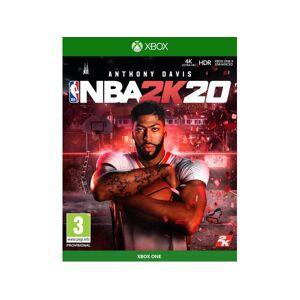 Visual Concepts Nba 2k20 Xbox One