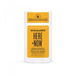 SCHMIDTS Dezodorant Here & Now 58 ml (sztyft) Schmids