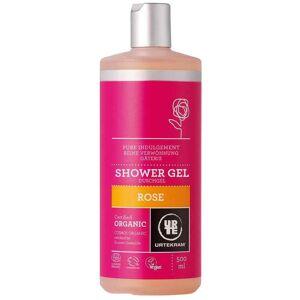 URTEKRAM Żel pod prysznic różany BIO 500 ml Urtekram