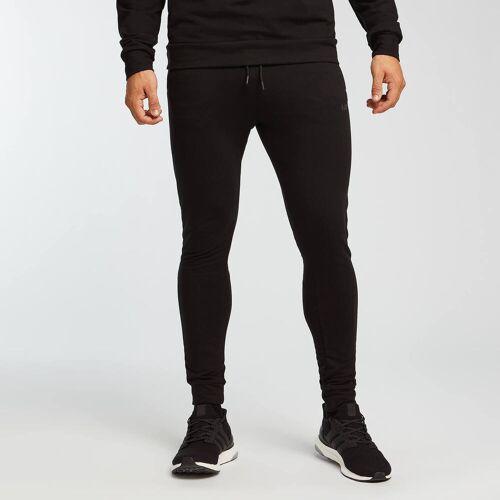 Myprotein Męskie spodnie dresowe Form MP – czarne - XXS