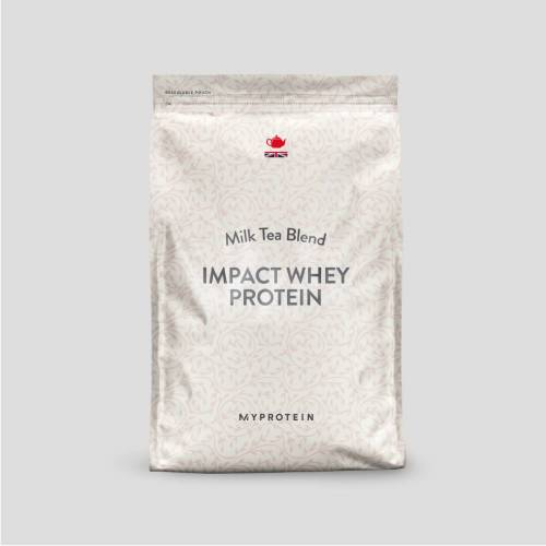 Myprotein Białko Serwatkowe (Impact Whey Protein) - 5kg - Milk Tea
