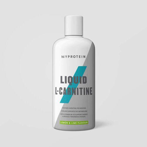 Myprotein Płynna L-Karnityna - 1000ml - Cytryna i limonka